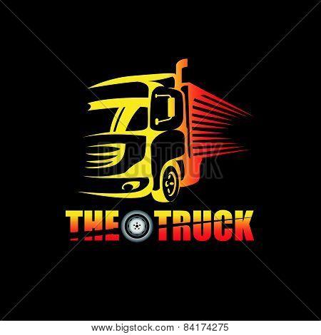 The Truck logo