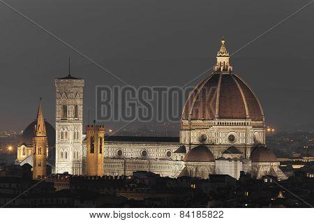 Santa Maria Del Fiore Cathedral, Florence, Tuscany, Italy