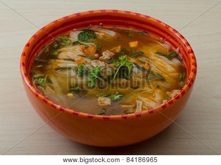 Soup Pho