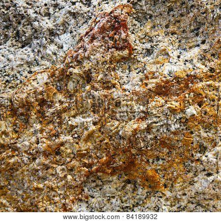 Abstract Texture  Kho Samui   Bay Thailand Asia  Rock Stone