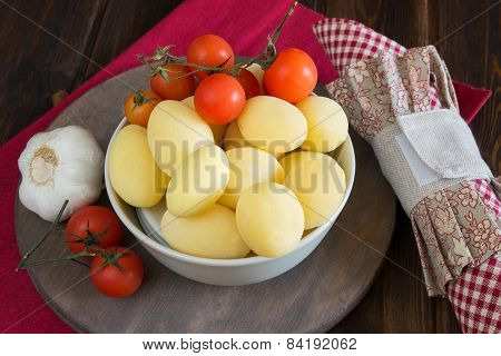 Potatoes Novelle