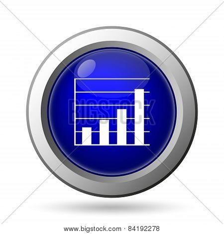 Chart Bars Icon