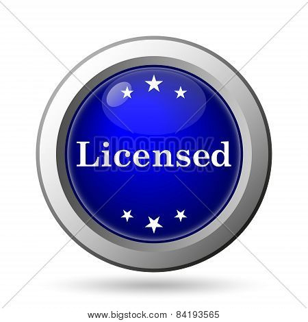 Licensed Icon