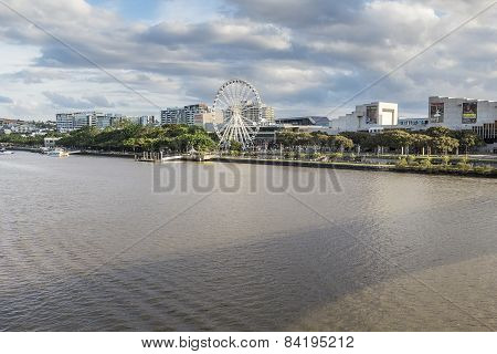 Brisbane's South Bank