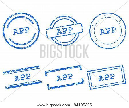 App Stamps