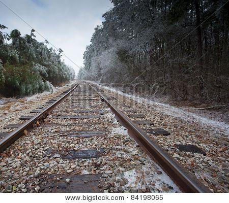 Frozen In The Tracks