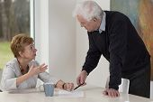 pic of divorce-papers  - Husband wants to get the divorce with elder woman - JPG