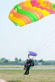 picture of parachute  - Tyumen - JPG