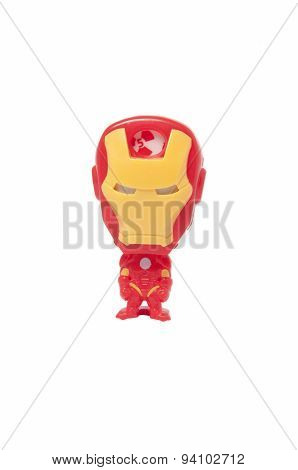 Iron Man Kinder Surpise Toy