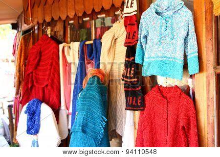 Chile Traditional Artesans Shopping Centre