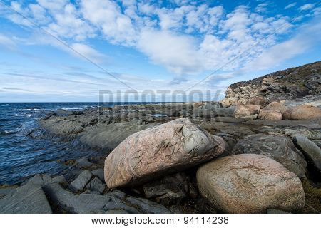 Rugged Newfoundland Coastline
