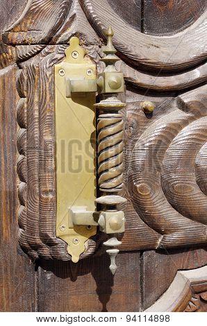 Luxury New Ornate Door Handle,,  Bulgaria