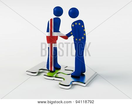 Business Partners Iceland and European Union