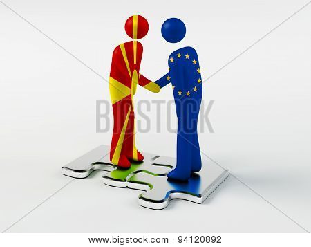Business Partners Macedonia and European Union