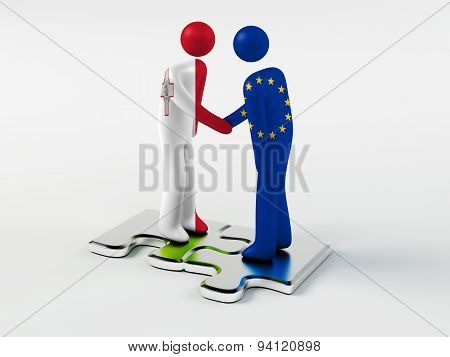 Business Partners Malta and European Union
