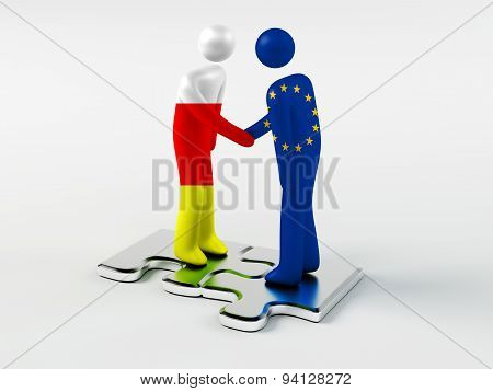 Business Partners North Ossetia and European Union