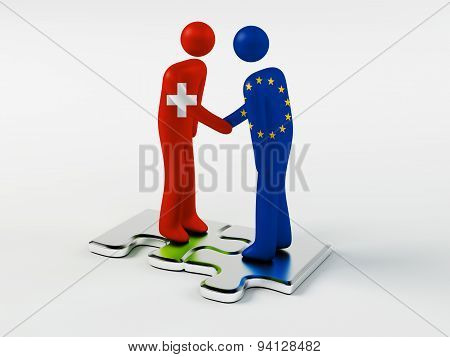 Business Partners Switzerland and European Union