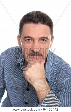 Man Middle Aged