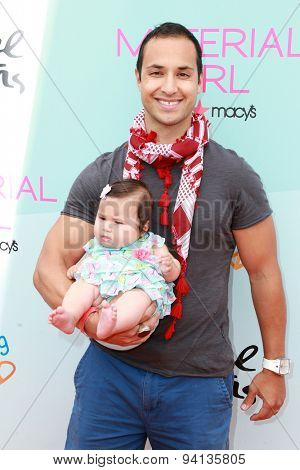 LOS ANGELES - JUN 14:  Galen Moore at the Children Mending Heart's 7th Annual Empathy Rocks Fundraiser at the Private Location on June 14, 2015 in Malibu, CA