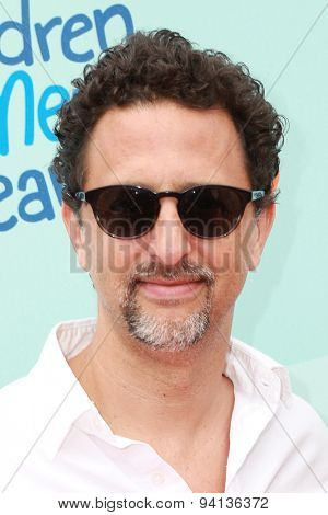 LOS ANGELES - JUN 14:  Grant Heslov at the Children Mending Heart's 7th Annual Empathy Rocks Fundraiser at the Private Location on June 14, 2015 in Malibu, CA