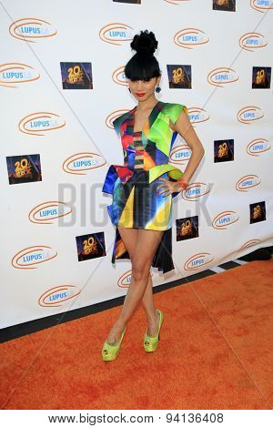 LOS ANGELES - JUN 6:  Bai Ling at the Lupus LA Orange Ball  at the Fox Studios on June 6, 2015 in Century City, CA