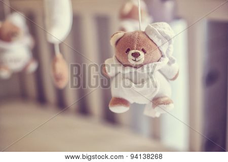 Teddy Bear Hanging