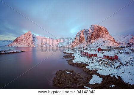 Hamnoy, Lofoten Islands