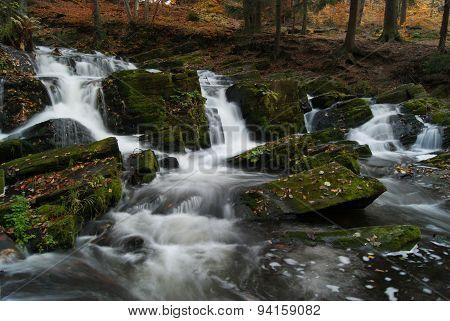 Cascade Autumnal