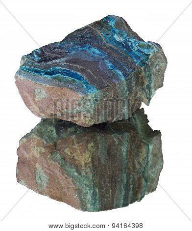 Mineral Malachite Bright Green