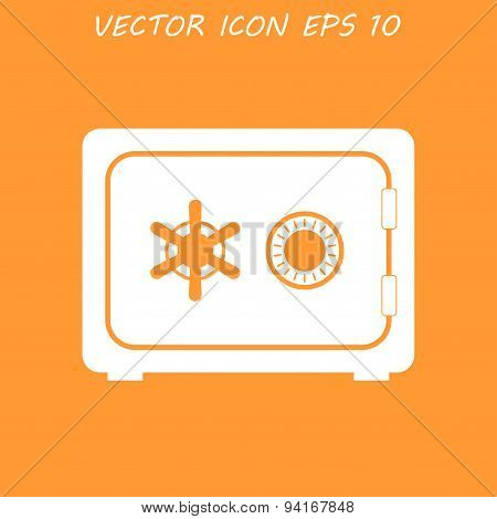 Safe Vector Icon