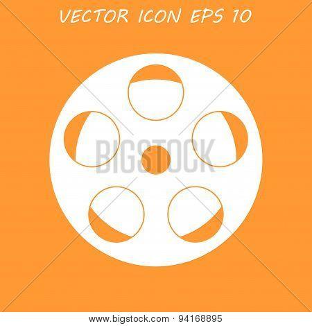 Film Reel, Vector