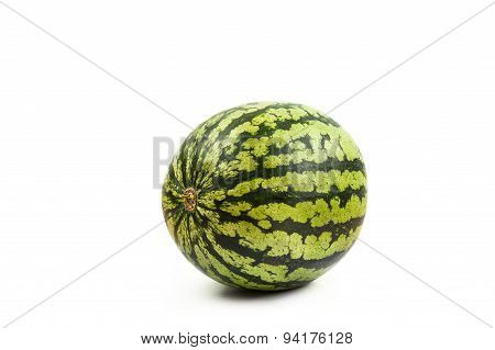Isolated Watermelon