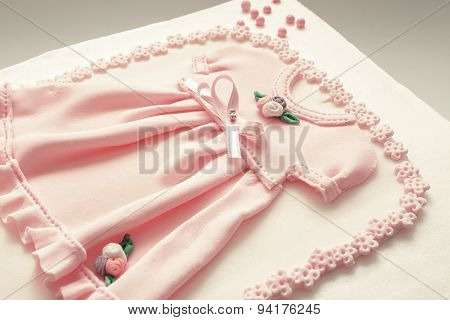 Dress As Birthday Cake Decoration