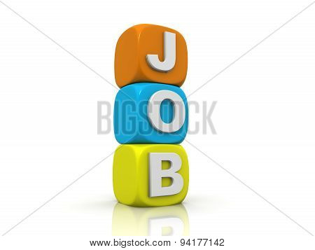 Job In Cubes