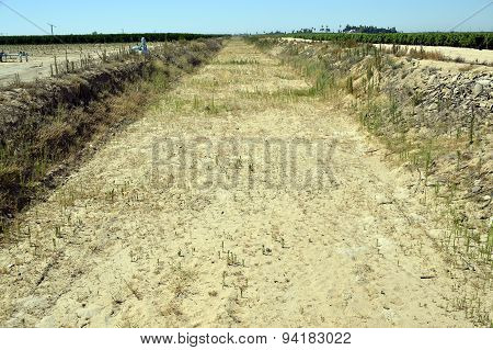 Dry Canal.