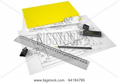 Engineering And Construction Concept