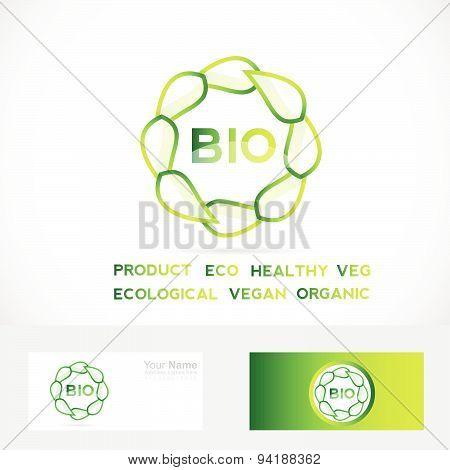 Bio ecological logo