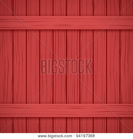 Vector Painted Wood Backdrop