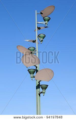 Modern Street Lantern