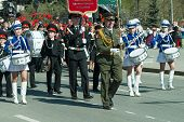 picture of parade  - Tyumen - JPG