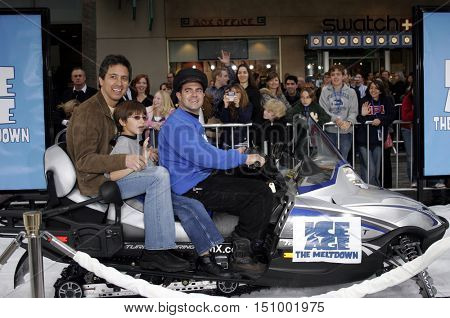 Ray Romano at the World premiere of 'Ice Age 2: The Meltdown' held at the Grauman's Chinese Theater in Hollywood, USA on March 19, 2006.