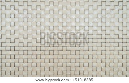 plastic Rattan texture as background