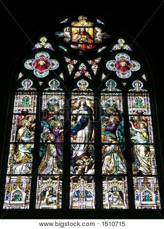 Church Stained Glass 2