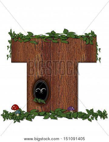 Alphabet Log T