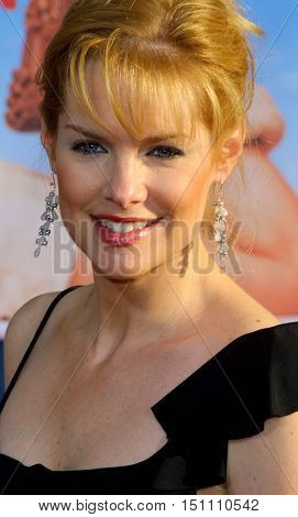 Cynthia Preston at the Los Angeles premiere of 'Raising Helen' held at the El Capitan Theatre in Hollywood, USA on May 26, 2004.