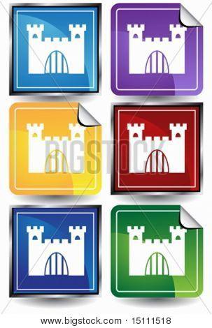 castle color