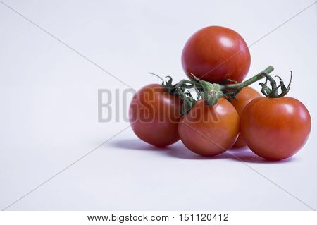 Fresh tomatoes. Tasty tomatoes. Group of tomatoes