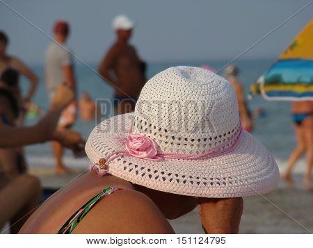 a sun hat-a kind hats from the sun