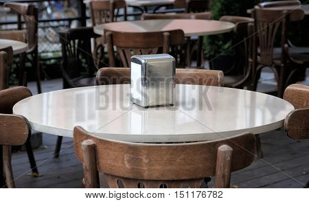 The Table In The Bar.