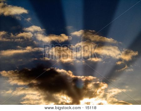 Rayos del sol 1